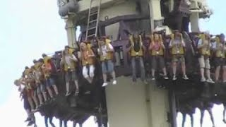 World Most Dangerous Rides | Most Terrifying Rides in the World