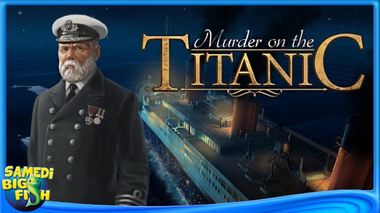 Play Inspector Magnusson: Murder on the Titanic Online