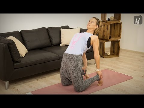 Yoga Powerboost Workout mit Karo Wagner