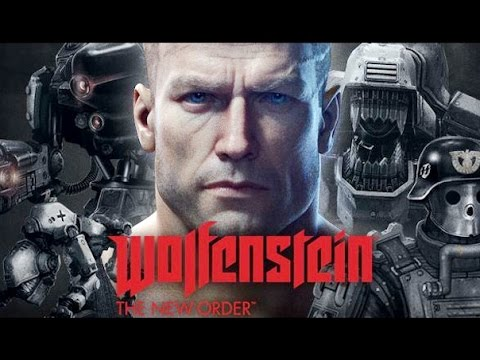 Фильм Wolfenstein: The New Order (полный игрофильм, весь сюжет) [1080p]