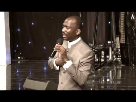 Dr Paul Enenche THE POWER OF FORGIVENESS