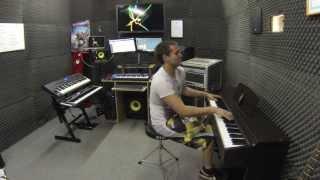 Avicii - You Make me - Piano Cover (Rafael Melo)