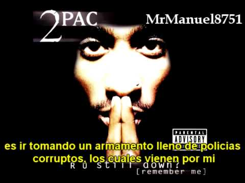 2Pac - Redemption & Open Fire (Subtitulado By MrManuel8751)