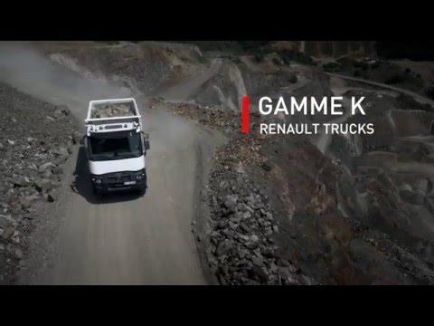 Atouts du Renault Trucks K