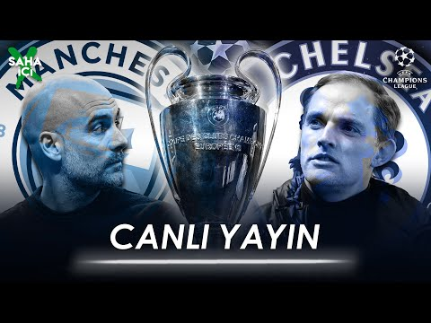 Manchester City 0-1 Chelsea | Tuchel Pep'i Yine Devirdi!