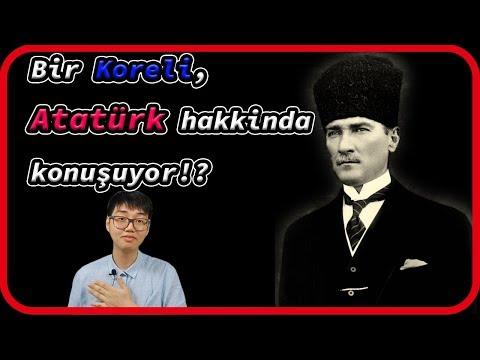 Bir Korelinin Gözünden Atatürk'ün Ihtişamlı Tarihi