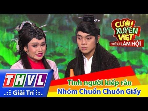 THVL | Cười xuyên Việt - Tiếu lâm hội | Tập 7: Tình người kiếp rắn - Nhóm Chuồn Chuồn Giấy