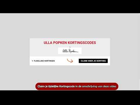 ulla popken kortingscode - Видео онлайн