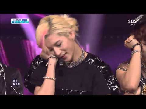 {K-Lover} (0901) Nu'est - Sleep Talking (Live)