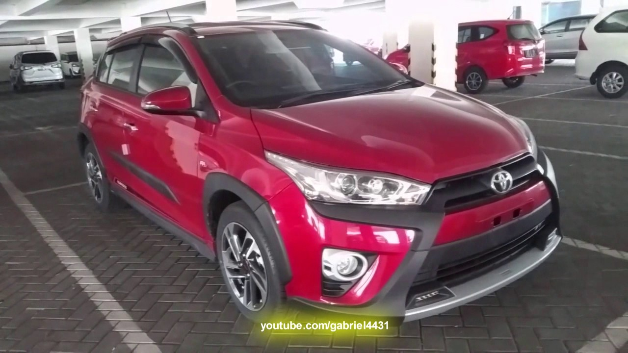 Toyota Yaris Trd Heykers Perbedaan Grand New Avanza E Dan G 2018 Eksklusif Quick Review 2016 Youtube