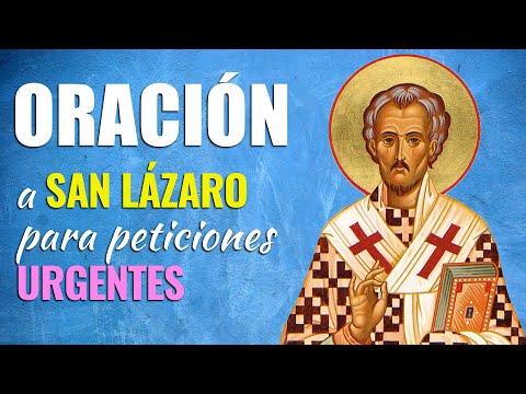 🙏 Oración Poderosa A San Lázaro para Peticiones URGENTES Y DESESPERADAS 🙇♀️