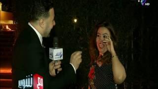 غادة رجب : انا عمي الكابتن ريعو وانا اهلاوية لظروف وراثية