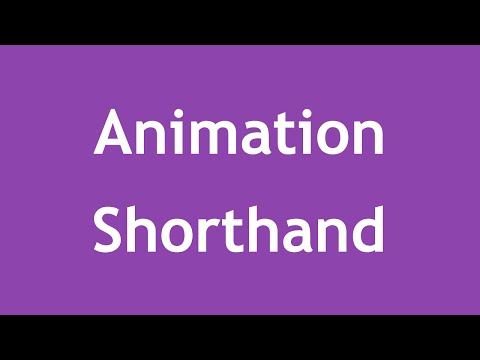 [ Css3 In Arabic ] #44 - Animation - Shorthand