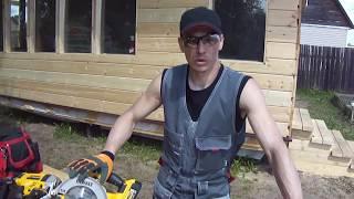 Обзор инструмента для строительства каркасного дома.