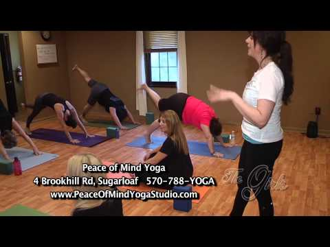 The Girls - Season 3, Episode 13 - Yoga
