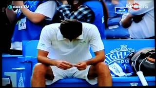 Tennis - Bị truất quyền thi đấu, Nalbandian \