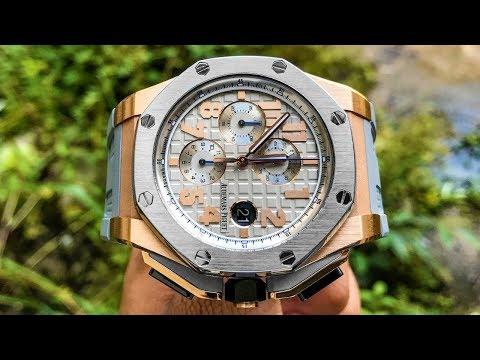 LeBron James AP – Limited Edition Audemars Piguet Luxury Watch Review