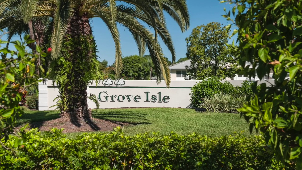 670 E Lake Jasmine Circle Grove Isle Vero Beach Fl - YouTube