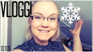 VLOGG//Forberedelser til ny butikk og oppvarming til vloggvent