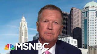 John Kasich On President Trump-Vladimir Putin Summit: This Has Been A Sad Day | Hardball | MSNBC