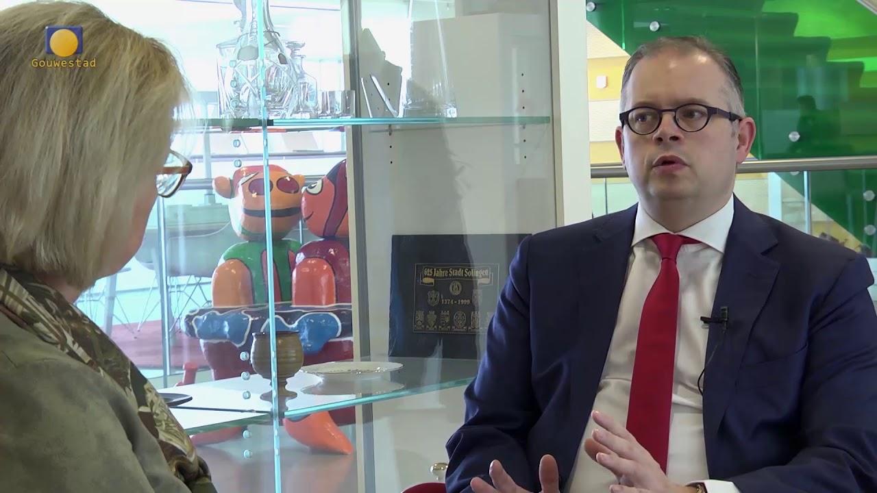 2018 week 6 Gesprek met wethouder Rogier Tetteroo