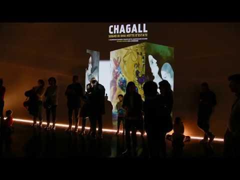 MARC CHAGALL - DREAM IN A SUMMER NIGHT 2018