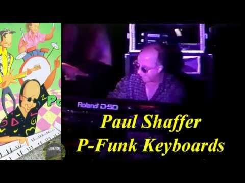 Paul Shaffer P-Funk Keyboards
