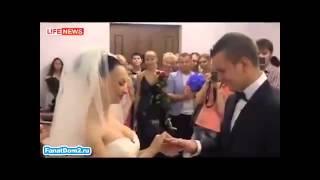 Свадьба Евгении Феофилактовой и Антона Гусева   видео