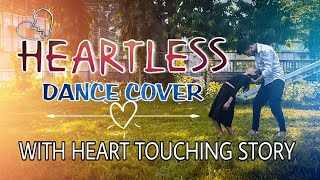 Heartless Dance Cover with Story || Badshah || Dance Choreography By Ron Majumder