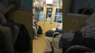 【箱根登山電車】釣り掛けモーター車で山を下る(宮ノ下〜大平台)