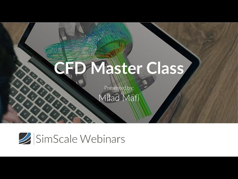 CFD Master Class - Session 3: Multiphase Flow Systems by SimScale