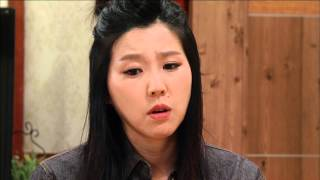 [Iron Lady Cha] 불굴의 차여사 57회 - Lee Yoon-mi, pregnancy! 달자, 이혼 앞두고 임신 사실 깨달아! 20150330