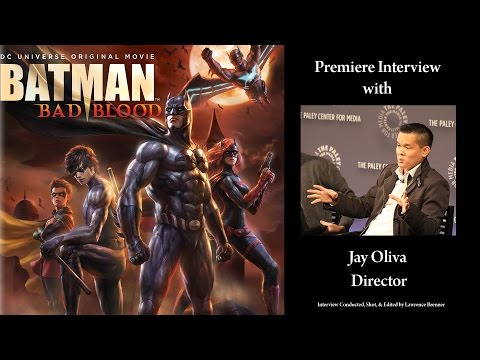 Interview With Batman: Bad Blood Director Jay Oliva