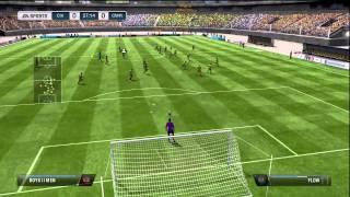 Fifa 13 Virtual Pro Goalkeeper in HD