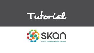 Como utilizar a plataforma web SKAN? | Tutorial