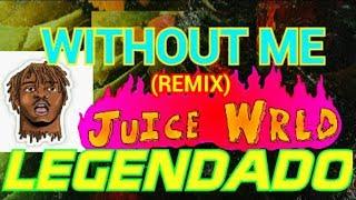 Halsey• Without Me (ft.Juice WRLD)• [Tradução-Legendado] Video
