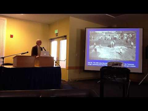 "Author Talk: Dennis Dingemans and Ann Scheuring for ""University of California, Davis"""
