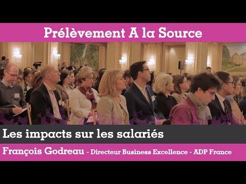 Prélèvement A la Source : les impacts sur les salariés