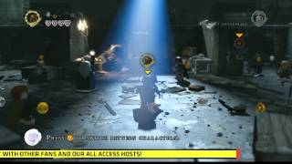 LEGO Lord of the Rings, E3 2012 Gameplay