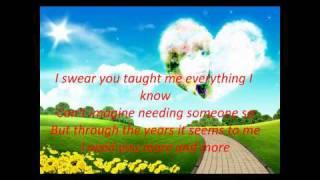 Through the years w/ Lyrics-Zsa Zsa Padilla