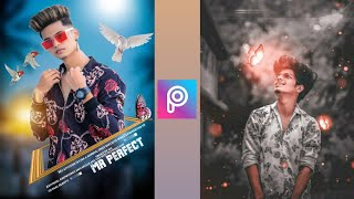PicsArt Editing New Style | PicsArt Photo Editing | PicsArt Editing Tutorial 2020 (Hindi) | Ap Edit