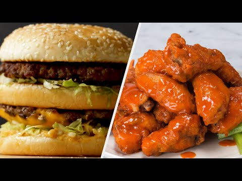 Recipes For When You Are Craving Fast Food