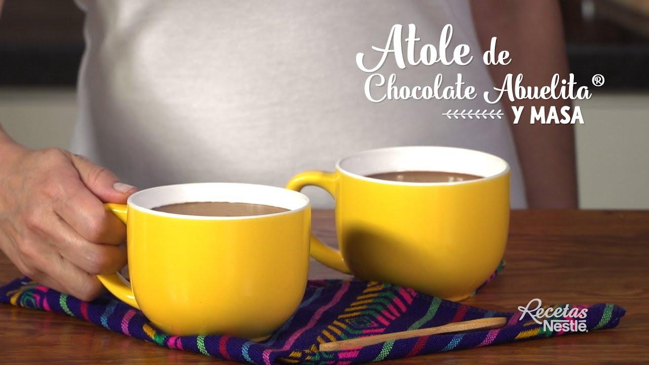 ATOLE DE CHOCOLATE ABUELITA®