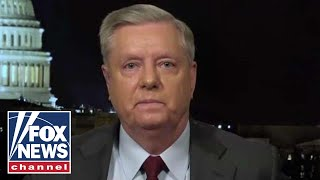 Graham blasts the Dems, 'Impeachment is manufactured BS'