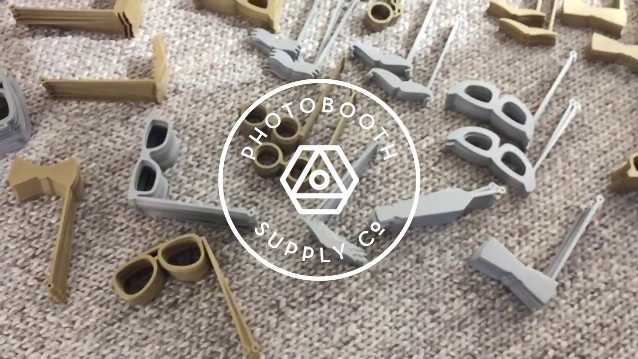 Photobooth Supply Co - Metal Props