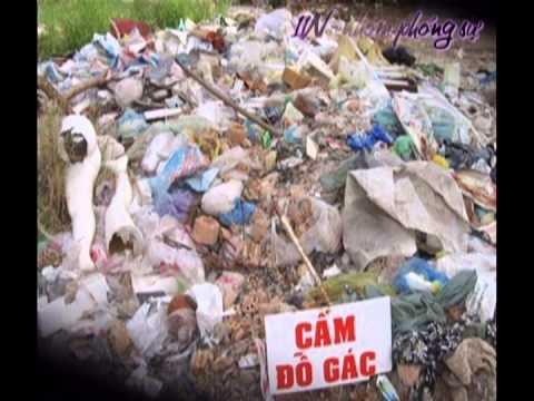 Phóng sự Tìm hiểu ô nhiễm môi trường