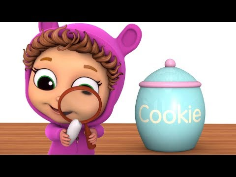 Who Stole The Cookie? | Learn Morals | Detective Skills | Educational
