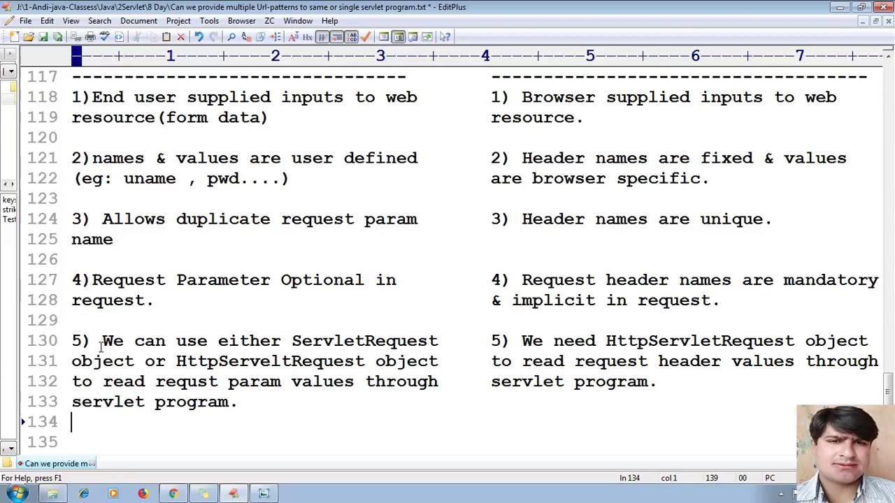 18 advanced java servlet tutorial understanding http protocol 18 advanced java servlet tutorial understanding http protocol request header param adv java baditri Gallery