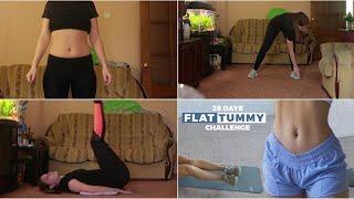 ПРОБУЮ Flat Tummy Challenge Chloe Ting | 1 - 3 ДЕНЬ | ПОХУДЕТЬ ЗА МЕСЯЦ