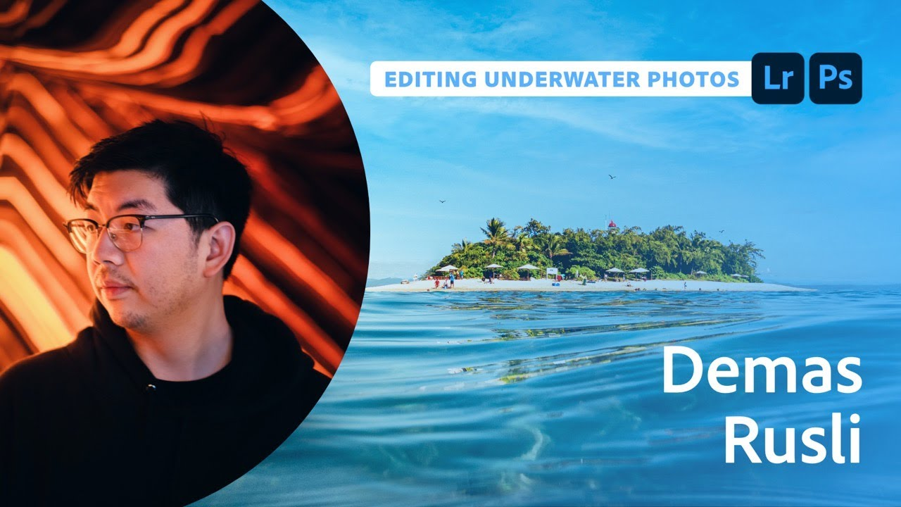 Editing Underwater Photos with Demas Rusli